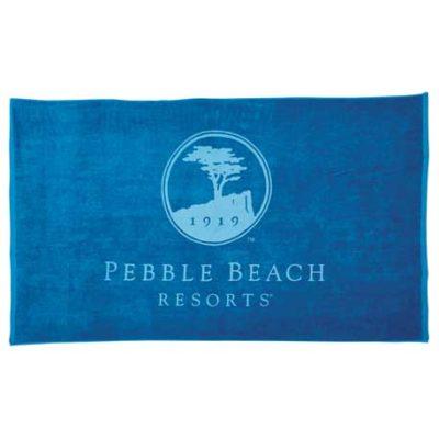 18 lb./doz. Colored Beach Towel