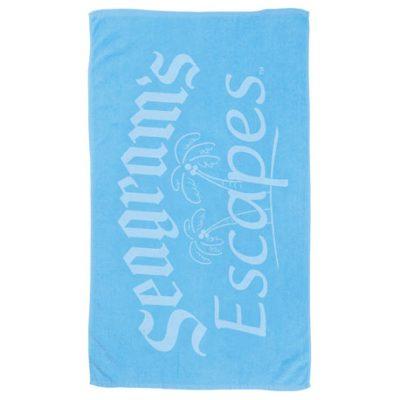 6.5lb./doz. Small Colored Beach Towel