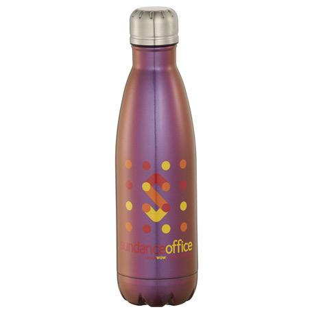 Aurora Copper Vacuum Insulated Bottle 17oz