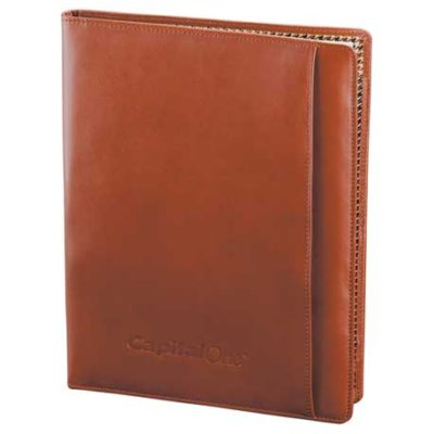 Cutter & Buck® Leather Writing Pad