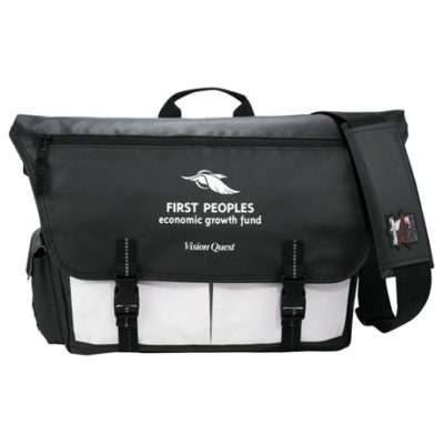 "Falcon Commute 15"" Computer Messenger Bag"