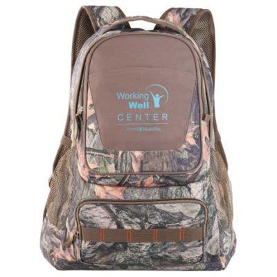 "Hunt Valley® Camo 15"" Computer Backpack"