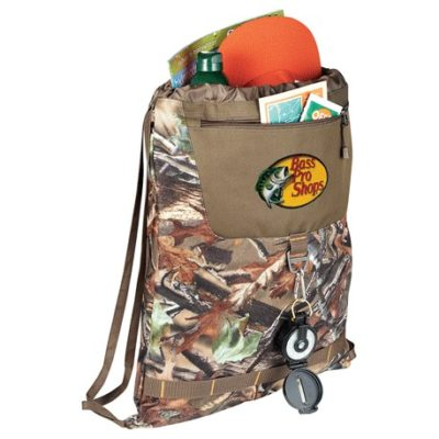 Hunt Valley® Sportsman Drawstring Cinchpack