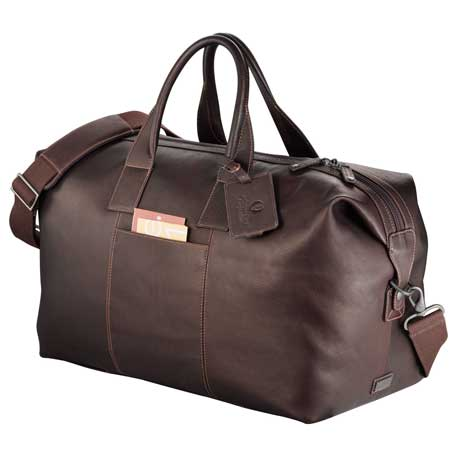 "Kenneth Cole® Colombian Leather 22"" Duffel Bag"