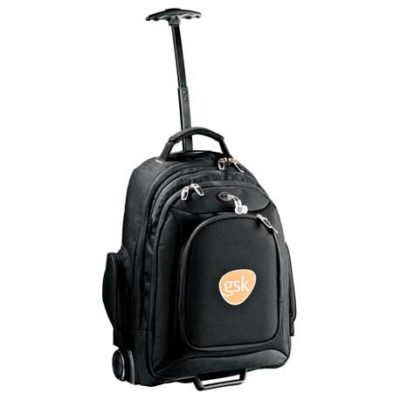 "Neotec Rolling 15"" Computer Backpack"