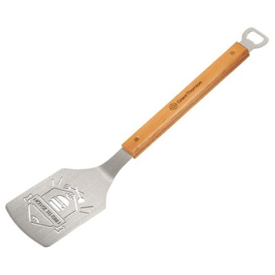 The Sportula BBQ Spatula w/License to Grill Design