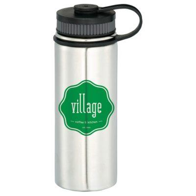 Trek Vacuum Insulated Bottle 18oz