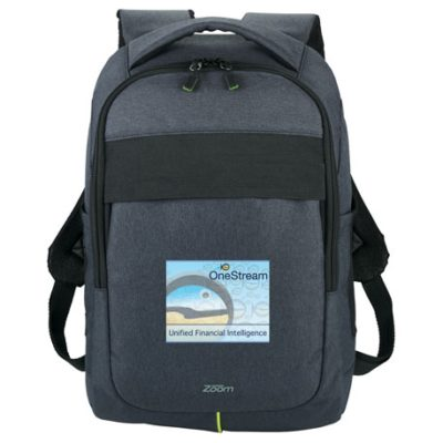 """Zoom® Power Stretch 15.6"""" Computer Backpack"""