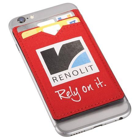 3cd32b2e45b9 Dual Pocket RFID Phone Wallet
