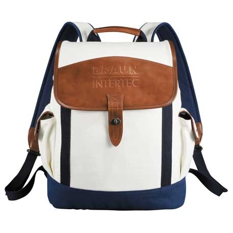 Cutter & Buck® Legacy Cotton Canvas Backpack