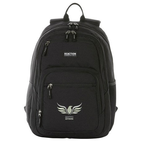 """Kenneth Cole 15"""" Signature Computer Backpack"""