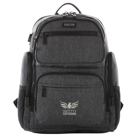 """Kenneth Cole® Double Pocket 15"""" Computer Backpack"""