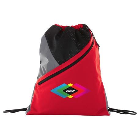 Slazenger® Competition Zip Drawstring Sportspack