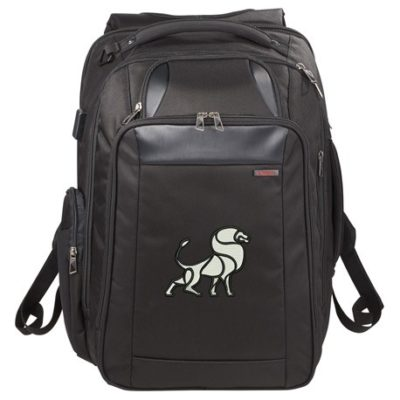"elleven™ Stow TSA 17"" Computer Backpack"