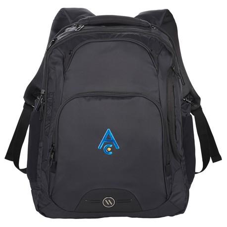 "elleven Rutter TSA 17"" Computer Backpack"