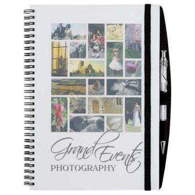 Reveal Large Spiral JournalBook™