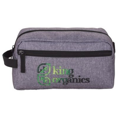 Graphite Travel Pouch