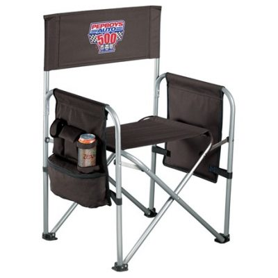 Game Day Director's Chair (300lb Capacity)