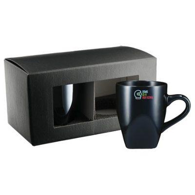 Cosmic Ceramic Mug 2 in 1 Gift Set