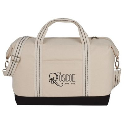 Topsail 12oz Cotton Canvas Duffel