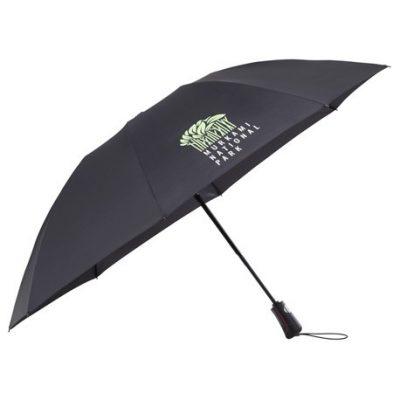 """46"""" totes® AOC Folding Inbrella Inversion Umbrella"""