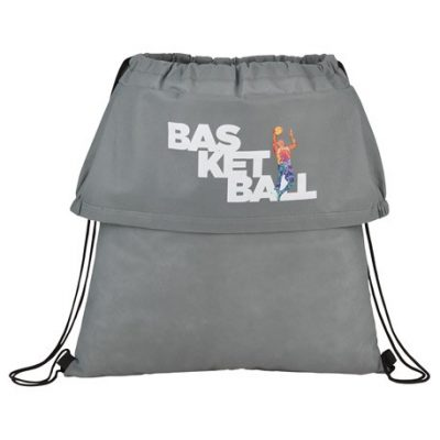 BackSac Block Non-Woven Drawstring Chair Cover