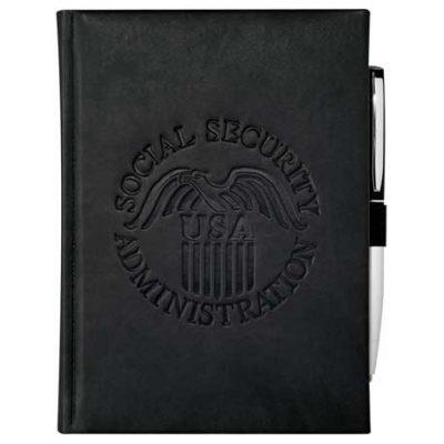 """5"""" x 7"""" Pedova™ Bound JournalBook®"""