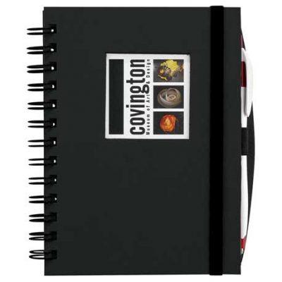 Frame Square Hardcover Spiral JournalBook®