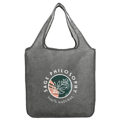 Ash Recycled PET Large Shopper Tote